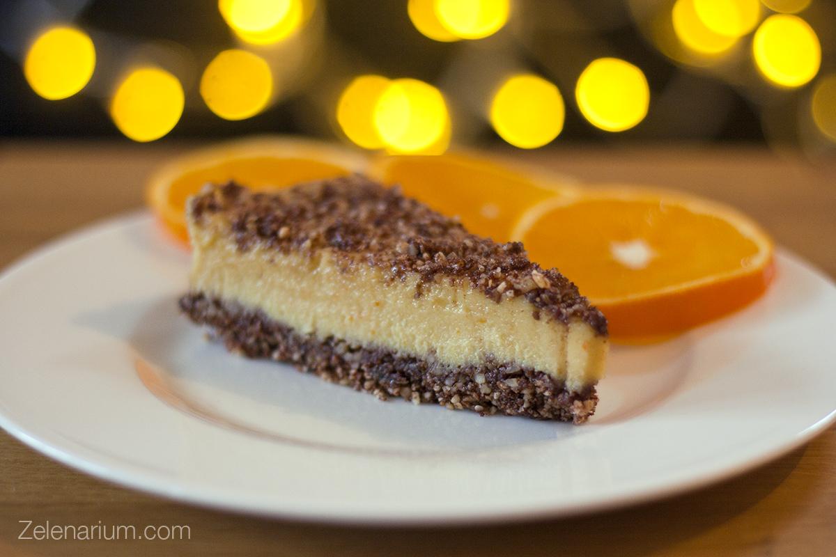 Sirova torta od narance Web