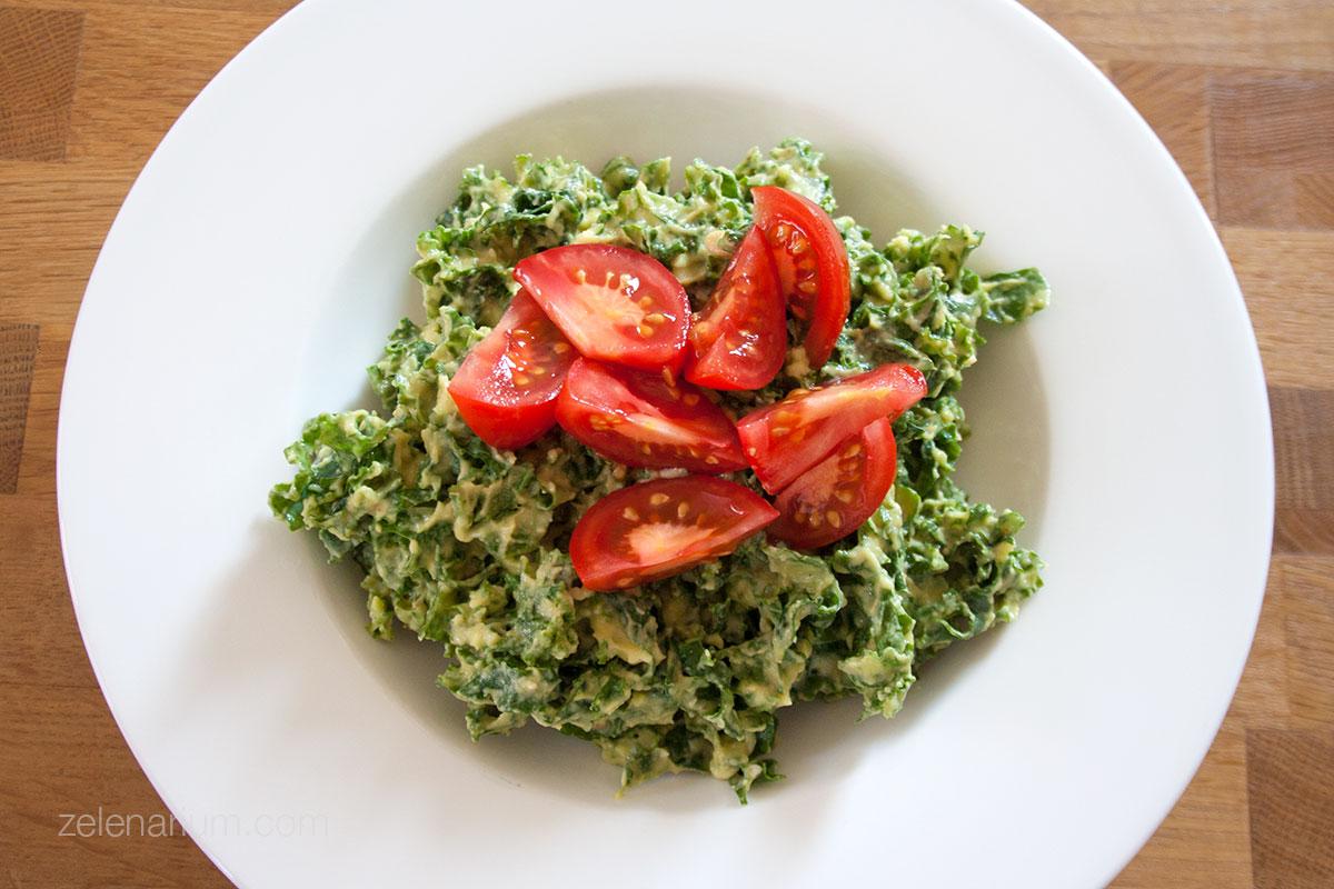 Salata-kelj-rajcica